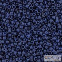2143 - Op. Dyed Navy Blue - 5 g - 11/0 delica gyöngy