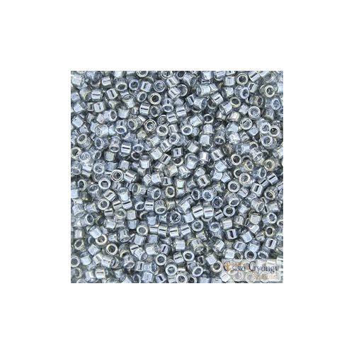 0114 - Luster Transparent Silver Grey - 5 g - 11/0 delica