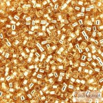 0042 - Silver Lined Topaz - 5 g - 11/0 delica beads
