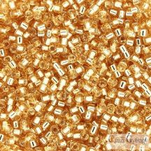 0042 - Silver Lined Topaz - 5 g - 11/0 delica gyöngy