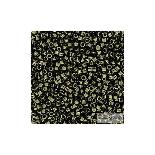 0011 - Metallic Olivine - 5 g - 11/0 delica gyöngy