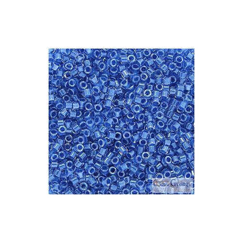 0920 -  I.C. Crystal Lined Bright Blue - 5 g - 11/0 japán Miyuki delica gyöngy