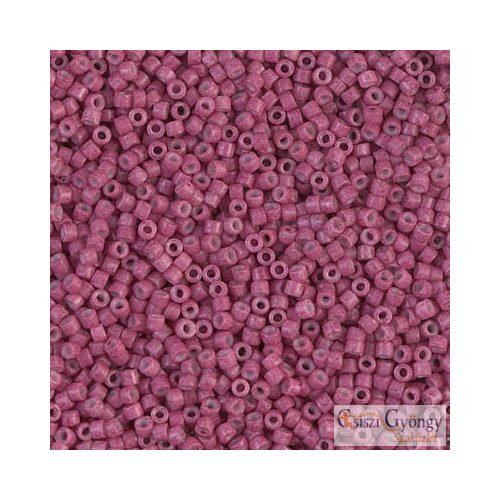 1376 - Opaque Dyed Wine - 5 g - 11/0 Miyuki Delica gyöngy
