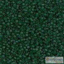 Matte Transparent Green - 5 g - 11/0 Miyuki Delica beads