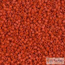 0795 - Matte Opaque Pumpkin - 5 g - 11/0 Miyuki Delica beads