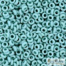 Opaque Turquoise - 5 g - 8/0 Demi Round gyöngy (55)