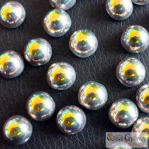 Crystal Vitrail - 1 pcs. - Dome Bead 10x6 mm