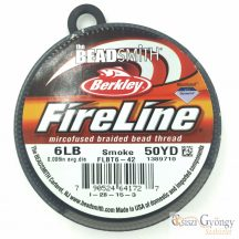 """FireLine Smoke - 1 tekercs - 6 LB, átmérő: 0,006"""", 50 yard (kb. 45.7m)"""