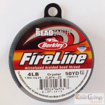 "FireLine Crystal - 1 roll - 4 LB, diameter: 0,005"", 50 yard"