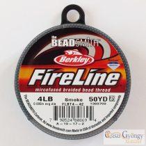 """FireLine Smoke - 1 roll - 4LB, dia: 0.005"""", 50 yard"""