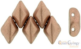 Matte Metallic Bronze Copper - 5 g - Gemduo 8x5mm