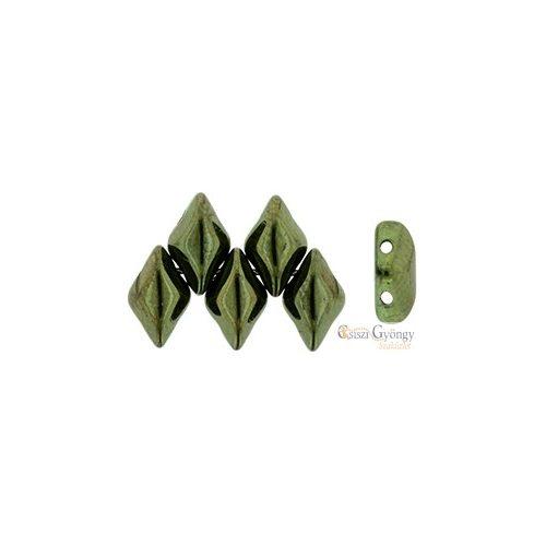 Luster Metallic Olivine - 5 g - Gemduo 8x5mm