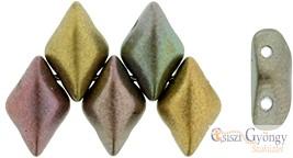 Matte Metallic Gold Copper - 5 g - Gemduo 8x5mm (K0162)