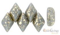 Gold Splash Ashen Grey - 5 g - Gemduo 8x5mm (S22C43020)