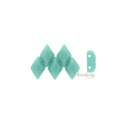 Opaque Turquoise - 5 g - Gemduo 8x5 mm (63130)