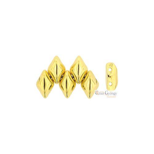 24 karátos arannyal futtatott - 5 g - Gemduo 8x5 mm