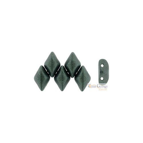 Metallic Suede Drak Forest - 5 g - Gemduo gyöngy 5x8 mm