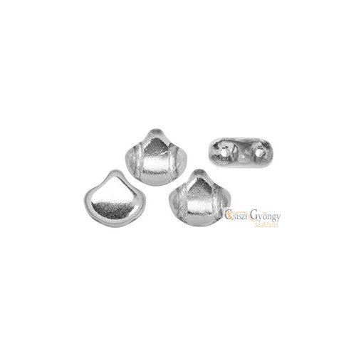 Backlit Crystal - 10 db - Ginkgo Leaf gyöngy 7.5x7.5 mm (S11C27002)