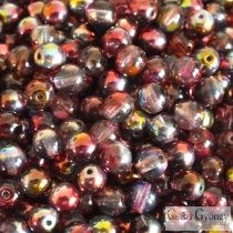 Magic Wine - 40 pcs. - 4 mm Round Beads