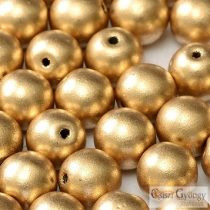 Flax - 40 pcs. - 4 mm Round Beads (01710)
