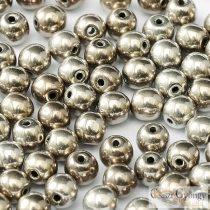 Nickel - 40 pc. - Runde Perlen 4 mm (27000)