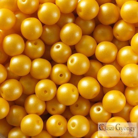 Powdery Pastel Sunflower - 20 db - 6 mm golyó gyöngy (29353AL)