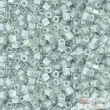 Transparent Luster Balck Diamond - 10 g - Toho Hex gyöngy 11/0 (112)