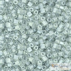 Transparent Luster Balck Diamond - 10 g - Toho Hex gyöngy 11/0 (112)