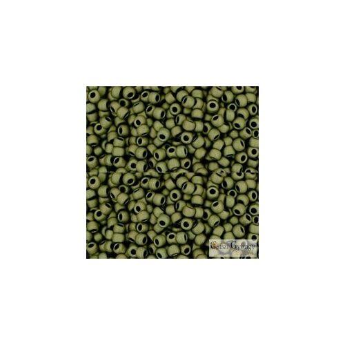 617 Matte Color Dark Olive - 10 g - 11/0 Toho japán kásagyöngy