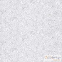 Transparent Crystal - 10 g - 11/0 Toho kásagyöngy (1)