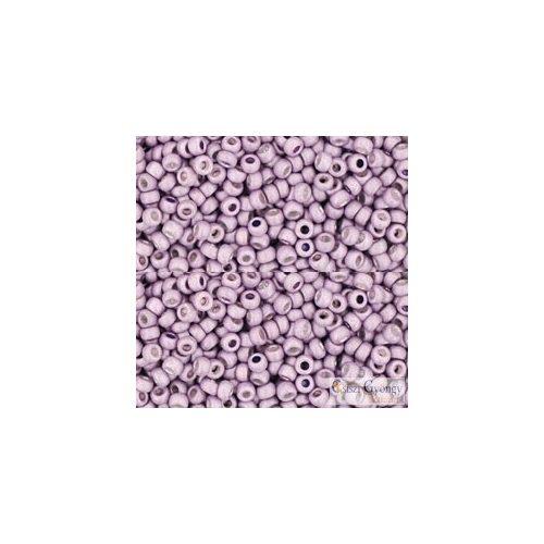 Perm. Fin. Galv. Matte Lavender - 10 g - 11/0 Toho japán kásagyöngy (PF579F)