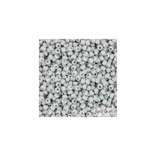 Opaque Gray - 10 g - 11/0 Toho japán kásagyöngy (53)