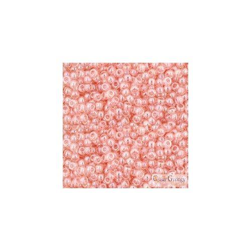 Transparent Luster Rose - 10 g - 11/0 Toho japán kásagyöngy (290)