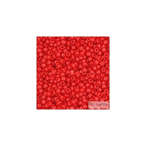 Opaque Cherry - 10 g - 11/0 Toho japán kásagyöngy (45A)