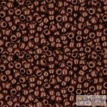 Opaque Oxblood - 10 g - 11/0 Toho japán kásagyöngy (46)