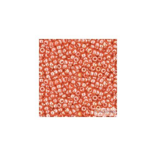 Opaque Luster Pumpkin - 10 g - 11/0 Toho japán kásagyöngy (129)