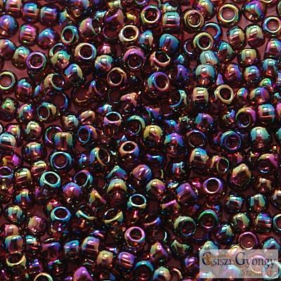 Transparent Rainbow Amethyst - 10 g - 11/0 Toho japán kásagyöngy (166C)