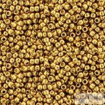 HYBRID Oxid. Bronze Purple - 10 g - 11/0 Toho japán kásagyöngy (Y862)
