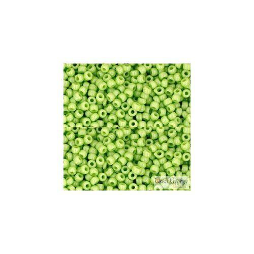 Opaque Sour Apple - 10 g - 11/0 Toho japán kásagyöngy (44)