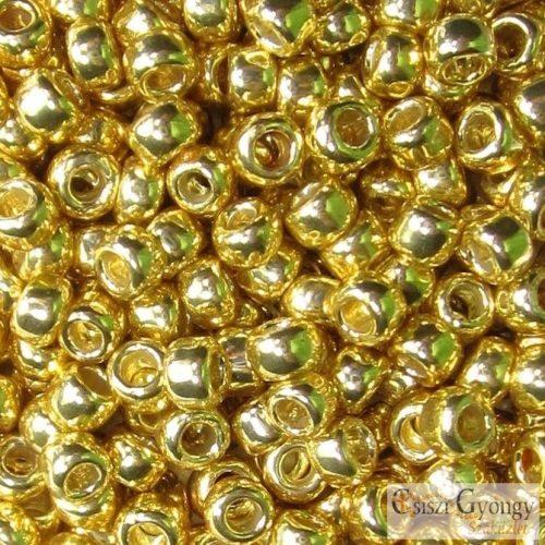 PF590 - P.F. Galv. Yellow Gold - 10 g - 11/0 Toho japán kásagyöngy