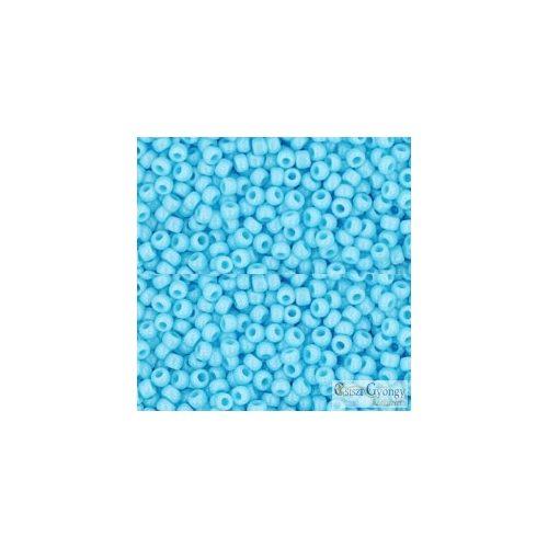 43 - Opaque Blue Turquoise - 10 - 11/0 Toho japán kásagyöngy