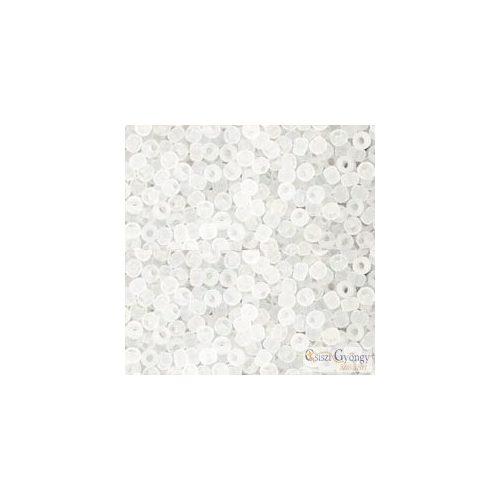 1F - Transparent Frost. Crystal - 10 g - 11/0 Toho japán kásagyöngy