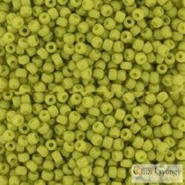 Semi Glazed Lemongrass - 10 g - Toho Rocailles 11/0 (2600F)