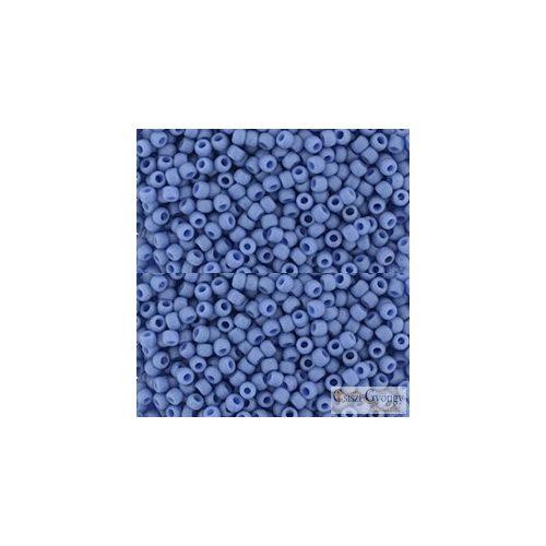 Semi Glazed Soft Blue - 10 g - 11/0 Toho japán kásagyöngy (2606F)