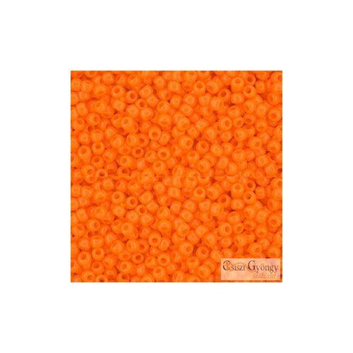 Opaque Orange - 10 g - 11/0 Toho japán kásagyöngy (42D)