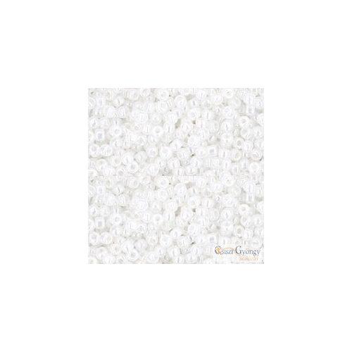 141 - Ceylon Snowflake - 10 g - 11/0 Toho japán kásagyöngy