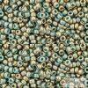 Gilded Marble Turquoise - 10 g - 11/0 Toho kásagyöngy (1703)