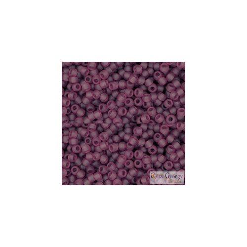 06BF - Transparent Frosted Med. Amethyst - 10 g - 11/0 Toho kásagyöngy (6BF)