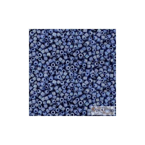 Semi Glazed Rainbow Soft Blue - 5 g - 15/0 Toho kásagyöngy (2636F)