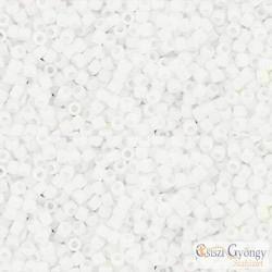 Opaque White - 5 g - 15/0 Toho japán kásagyöngy (41)